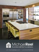Michael Reel magazine ad