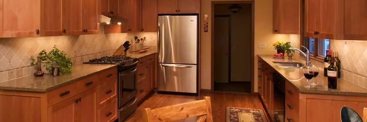 Michael Reel remodeled kitchen photo